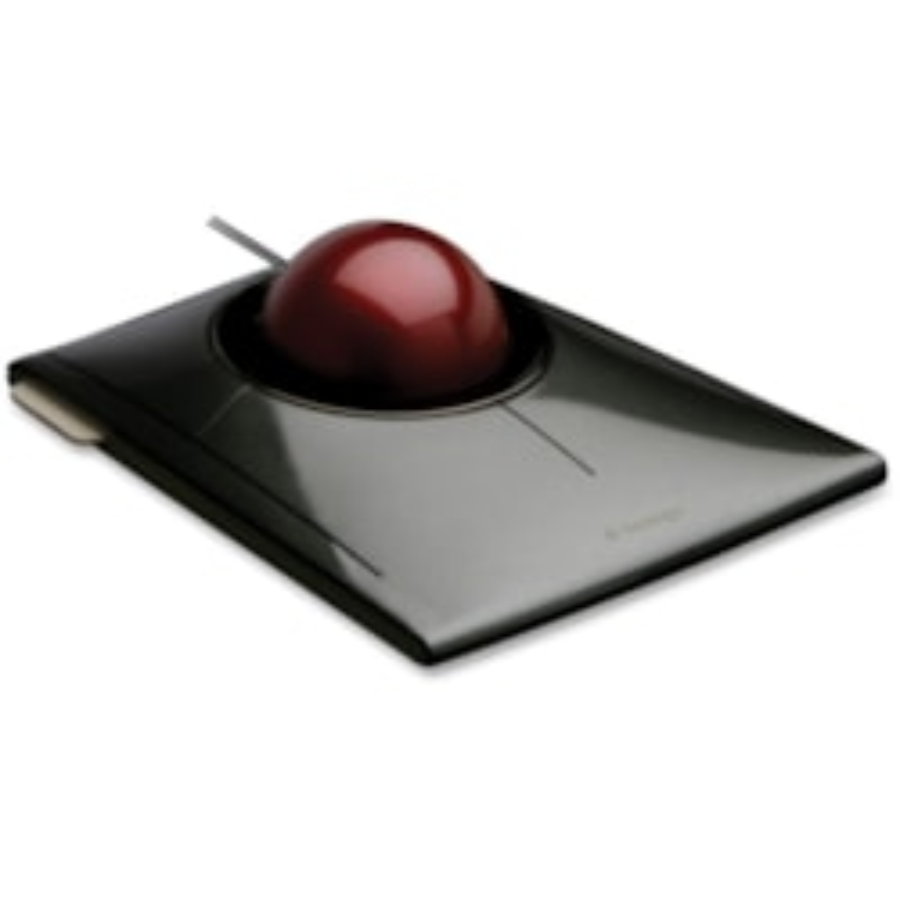 Kensington SlimBlade 72327 Trackball - USB - Laser