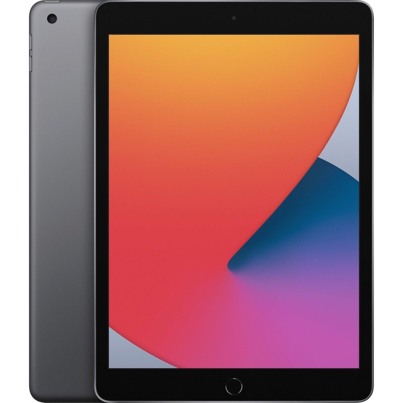 Apple 8th Gen 10.2-Inch iPad Wi-Fi 32GB - Space Grey