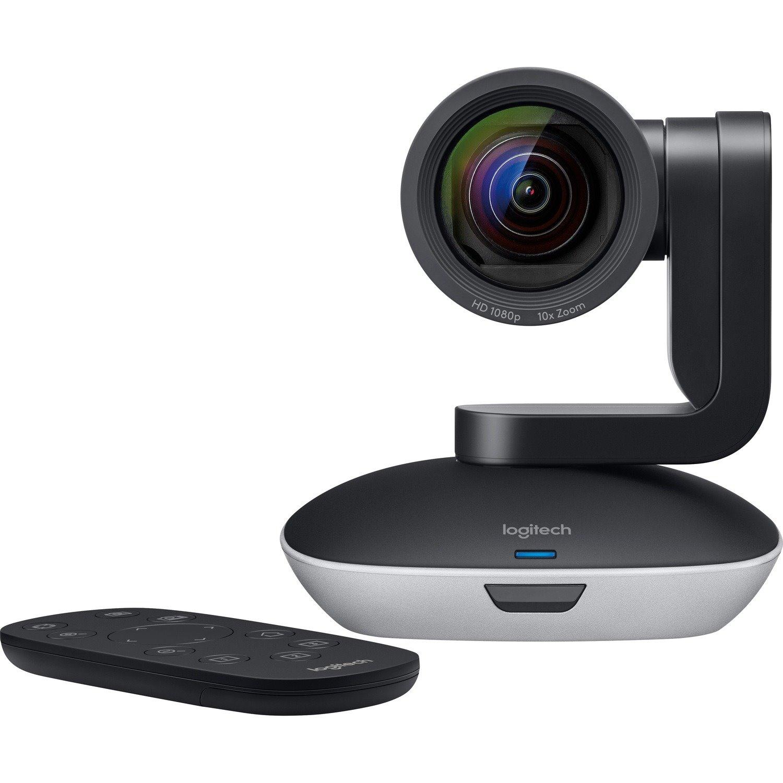 Logitech PTZ PRO 2 Video Conferencing Camera - 30 fps - USB