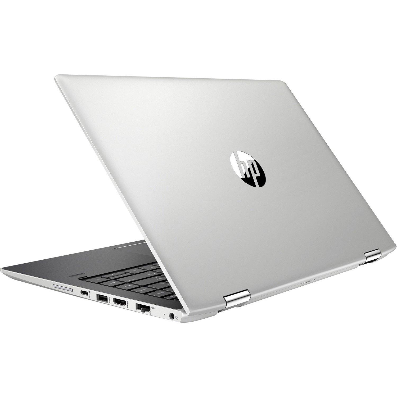 """HP ProBook x360 440 G1 35.6 cm (14"""") Touchscreen 2 in 1 Notebook - 1920 x 1080 - Intel Core i5 (8th Gen) i5-8250U Quad-core (4 Core) 1.60 GHz - 8 GB RAM - 256 GB SSD"""