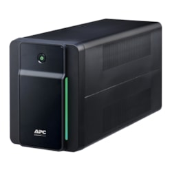 APC by Schneider Electric Back-UPS Line-interactive UPS - 1.20 kVA/650 W