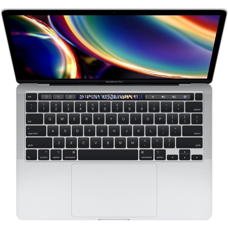 "Apple MacBook Pro MWP72LL/A 13.3"" Notebook - WQXGA - 2560 x 1600 - Intel Core i5 10th Gen Quad-core (4 Core) 2 GHz - 16 GB RAM - 512 GB SSD - Silver"