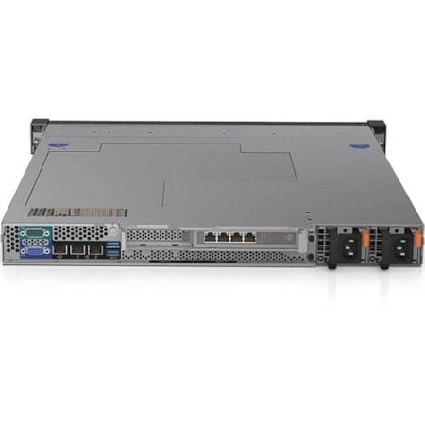 Lenovo ThinkSystem SR250 7Y51A069AU 1U Rack Server - Intel C246 SoC - 1 x Intel Xeon E-2246G 3.60 GHz - 16 GB RAM - Serial ATA/600 Controller