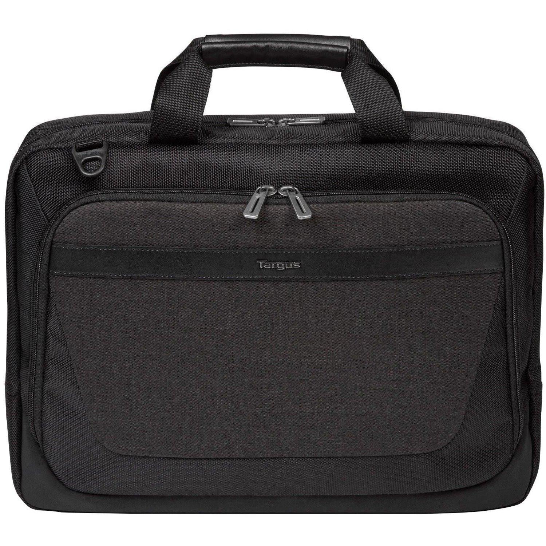 "Targus CitySmart TBT914AU Carrying Case (Briefcase) for 39.6 cm (15.6"") Notebook - Black"