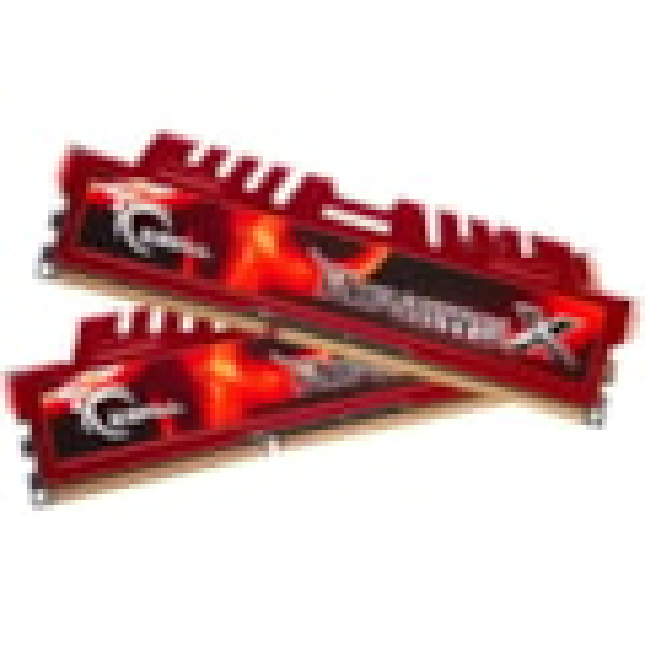 G.SKILL Ripjaws F310666CL9D8GBXL RAM Module - 8 GB (2 x 4GB) - DDR3-1333/PC3-10666 DDR3 SDRAM - 1333 MHz - 1.50 V