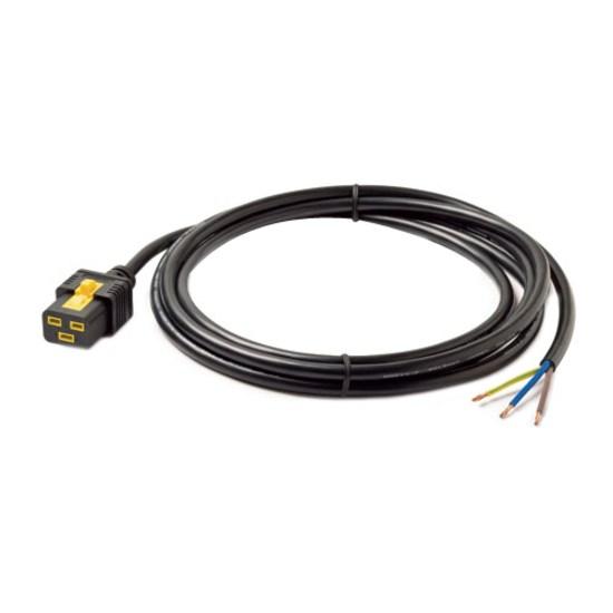APC by Schneider Electric AP8759 Standard Power Cord - 3 m