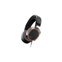 SteelSeries Arctis Pro Wired Over-the-head Stereo Headset - Black, White
