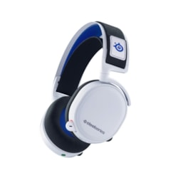 SteelSeries Arctis 7P Wireless Over-the-head Stereo Gaming Headset - White