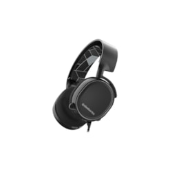 SteelSeries Arctis 3 Wired Over-the-head Stereo Gaming Headset - Black