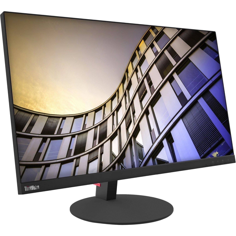 "Lenovo ThinkVision T27p-10 68.6 cm (27"") 4K UHD WLED LCD Monitor - 16:9"