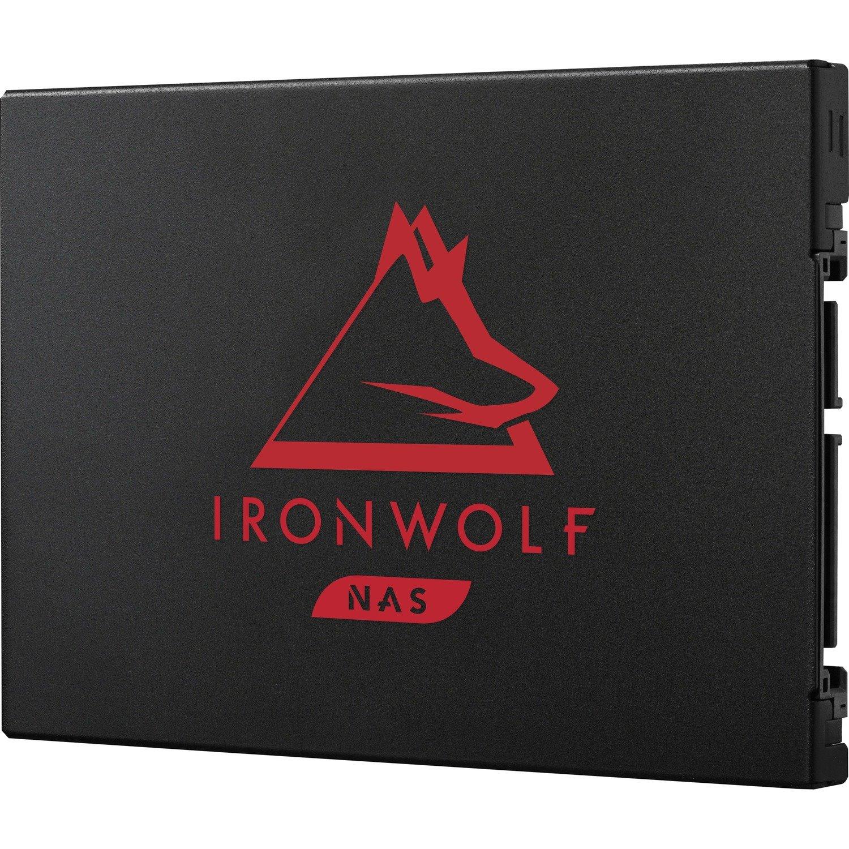 "Seagate IronWolf ZA4000NM1A002 4 TB Solid State Drive - 2.5"" Internal - SATA (SATA/600)"