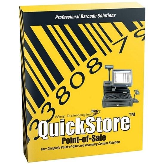 Wasp QuickStore POS - 1 User