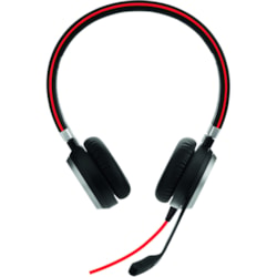 Jabra EVOLVE 40 Wired Over-the-head Stereo Headset