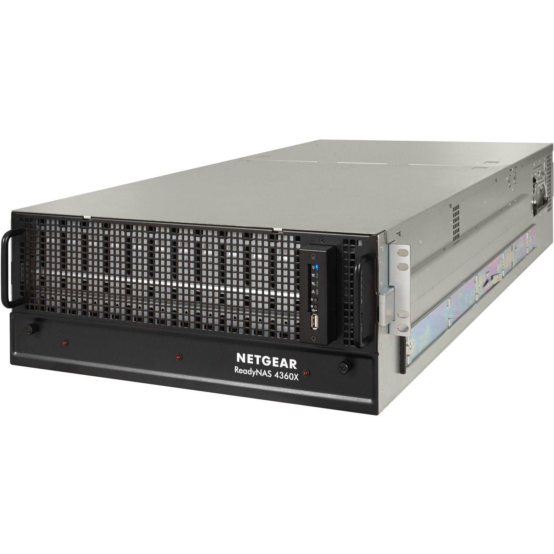 Netgear ReadyNAS RR4360S SAN/NAS Server