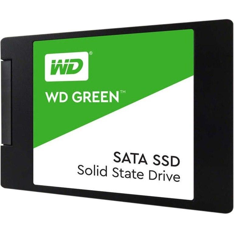 "WD Green WDS480G2G0A 480 GB Solid State Drive - 2.5"" Internal - SATA (SATA/600)"