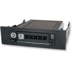 "CRU DE50 Drive Bay Adapter for 3.5"" , 5.25"" - 6Gb/s SAS, Serial ATA/600 Host Interface Internal"