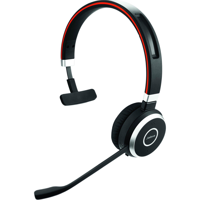 Jabra EVOLVE 65 UC Wireless Over-the-head Mono Headset