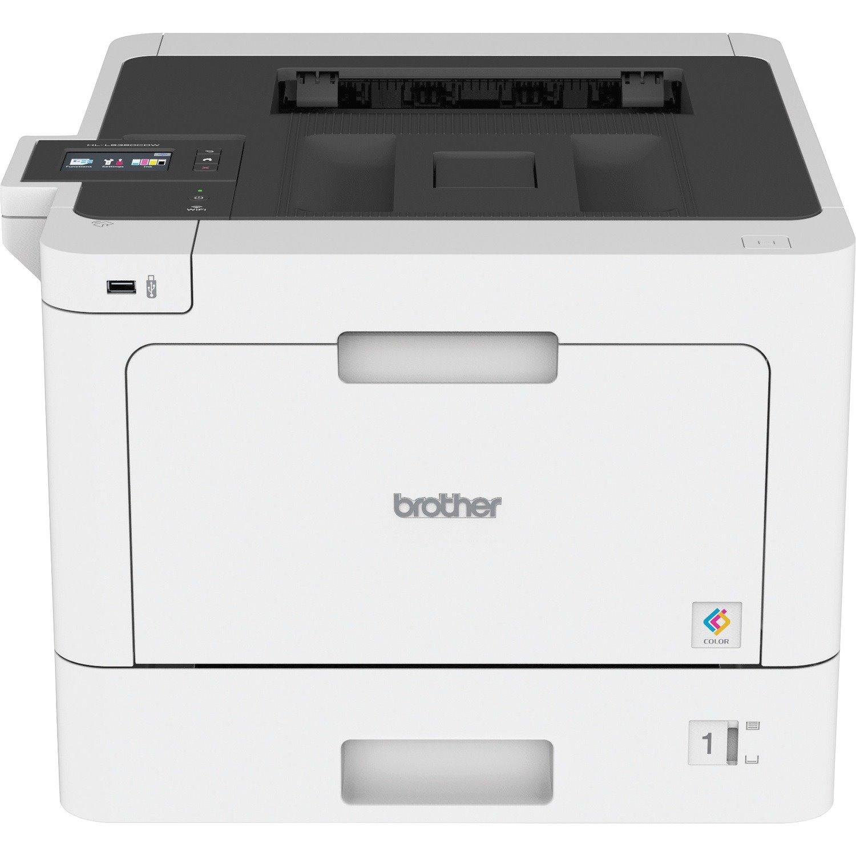 Brother HL HL-L8360CDW Desktop Laser Printer - Colour
