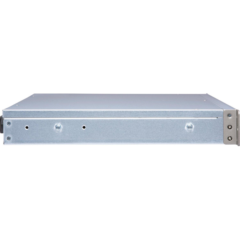 QNAP Turbo NAS TS-431XeU 4 x Total Bays SAN/NAS Storage System - Annapurna Labs Alpine Quad-core (4 Core) 1.70 GHz - 2 GB RAM - DDR3 SDRAM - 1U Rack-mountable
