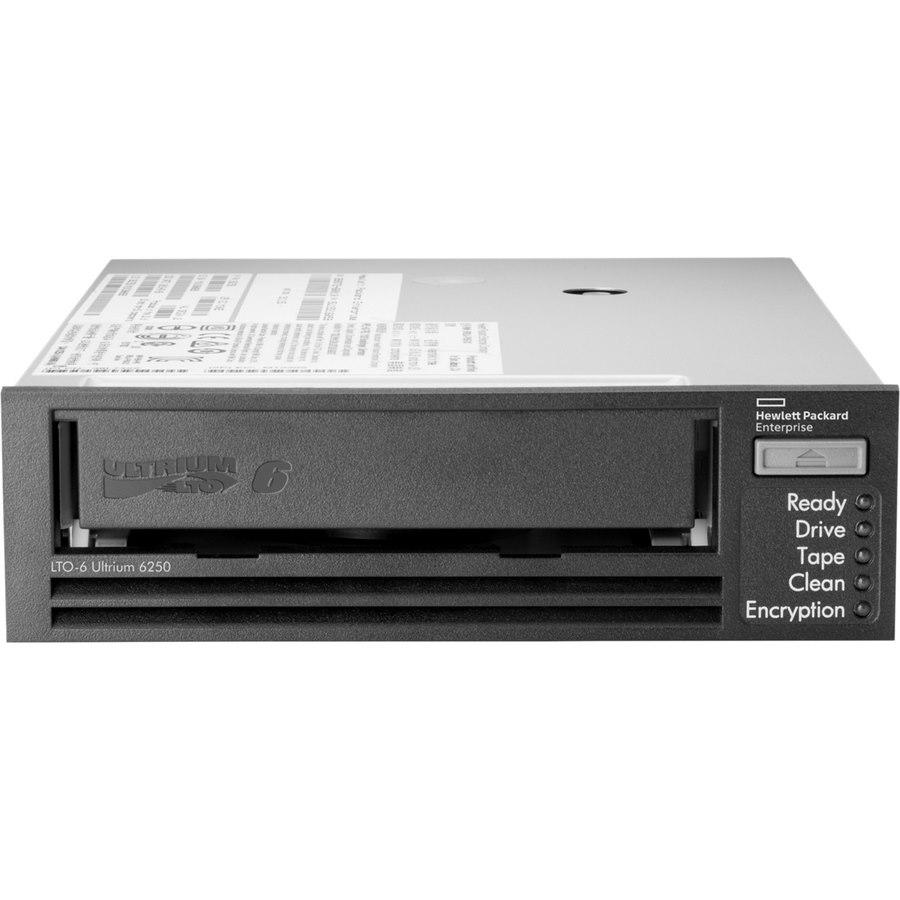 HPE StoreEver LTO-6 Ultrium 6250 Internal Tape Drive