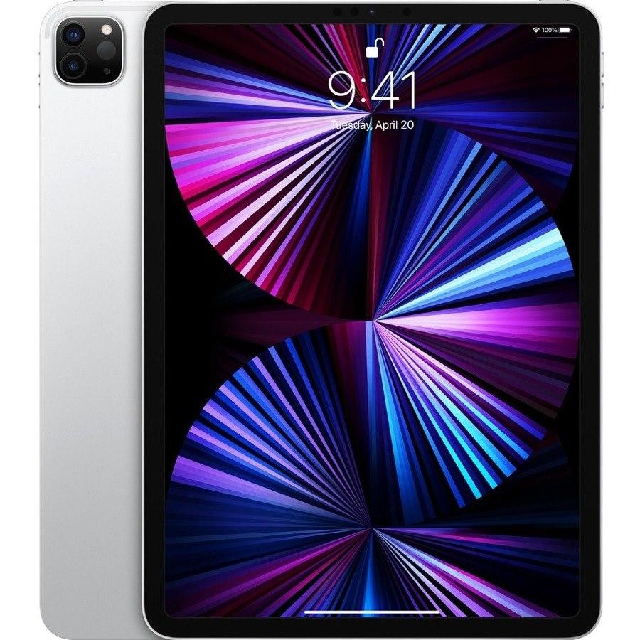 "Apple iPad Pro (3rd Generation) Tablet - 27.9 cm (11"") - Apple M1 Octa-core (8 Core) - 8 GB RAM - 256 GB Storage - iPadOS 14 - Silver"