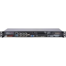 Supermicro SuperServer 5019D-FN8TP 1U Rack-mountable Server - Intel Xeon D-2146NT 2.30 GHz - Serial ATA/600 Controller