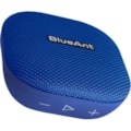 BlueAnt X0 Portable Bluetooth Speaker System - 6 W RMS - Google Assistant, Siri Supported - Blue