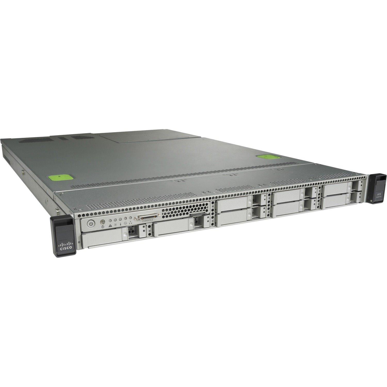 Cisco C220 M3 1U Rack Server - 2 x Intel Xeon E5-2690 2.90 GHz - 16 GB RAM - Serial ATA/600, 6Gb/s SAS Controller - Refurbished