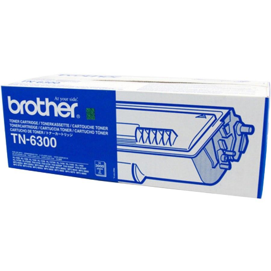 Brother TN-6300 Original Toner Cartridge - Black