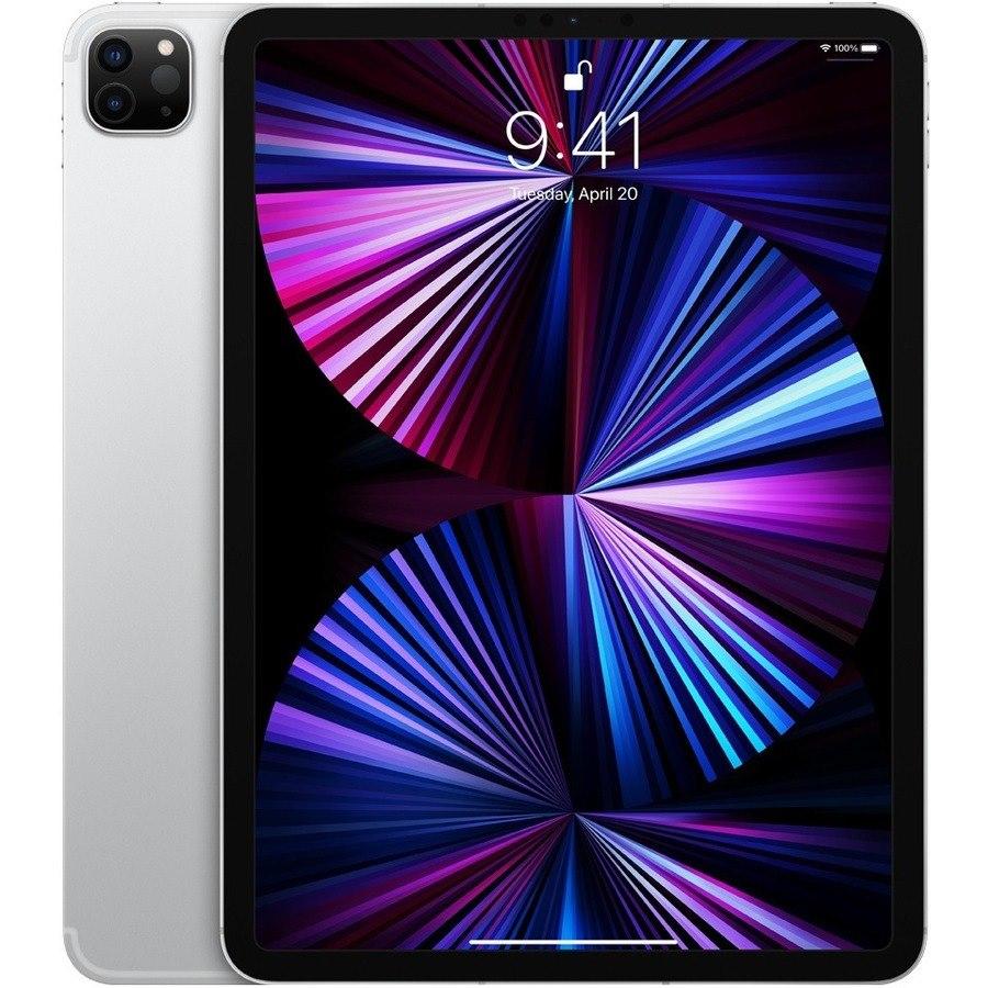 "Apple iPad Pro (3rd Generation) Tablet - 27.9 cm (11"") - Apple M1 Octa-core (8 Core) - 16 GB RAM - 2 TB Storage - iPadOS 14 - 5G - Silver"