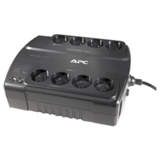APC by Schneider Electric Back-UPS BE550G-AZ Standby UPS - 550 VA/330 W