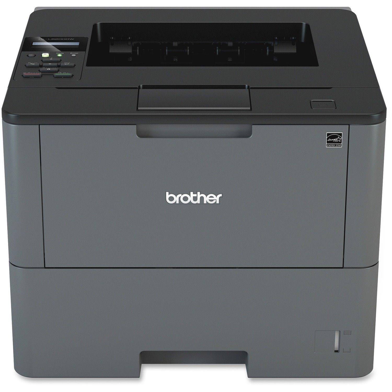 Brother HL HL-L6200DW Desktop Laser Printer - Monochrome