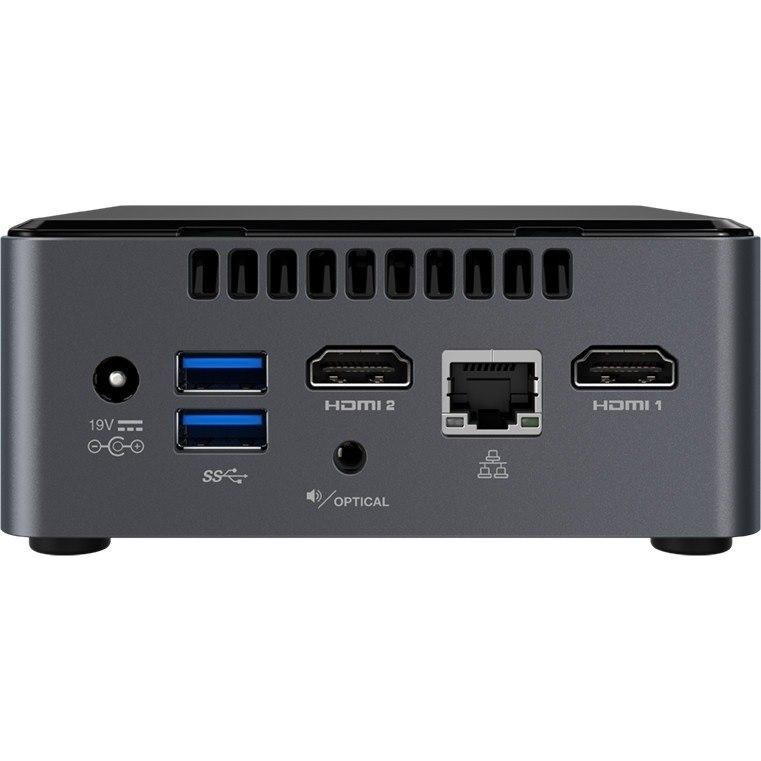 Intel NUC NUC7CJYH Barebone System Mini PCIntel Celeron J4005