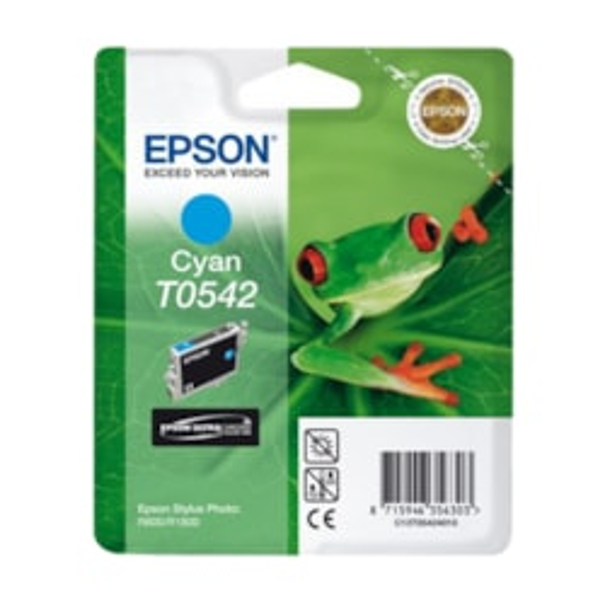 Epson T0542 Original Ink Cartridge - Cyan
