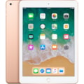 """MRJP2X/A - Apple iPad Tablet - 24.6 cm (9.7"""") - Apple A10 Quad-core (4 Core) - 128 GB - iOS 11 - 2048 x 1536 - Retina Display, In-plane Switching (IPS) Technology - Gold"""