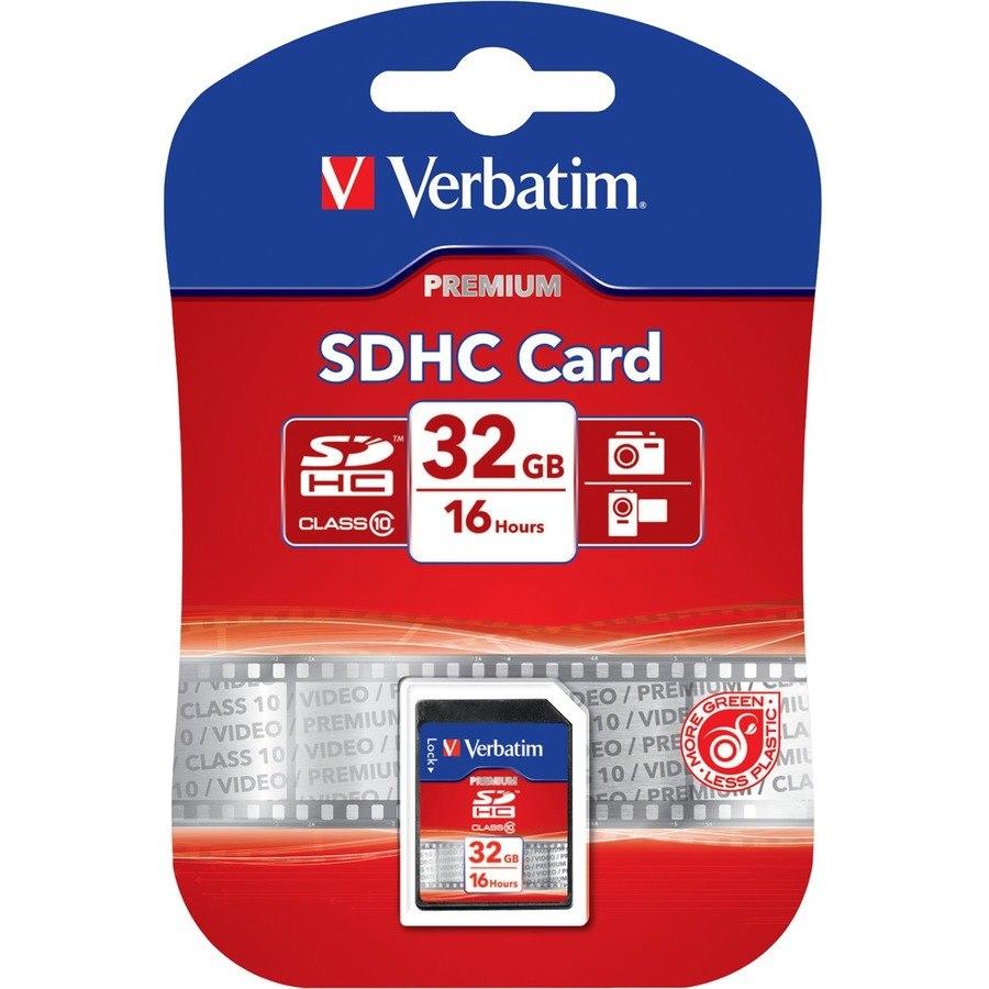 Verbatim 43963 32 GB Class 10 SDHC