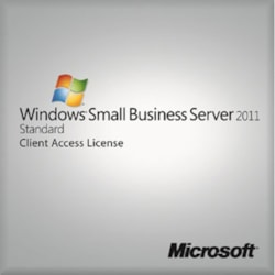 Microsoft Windows Small Business Server 2011 64-bit CAL Suite - License - 5 Device CAL
