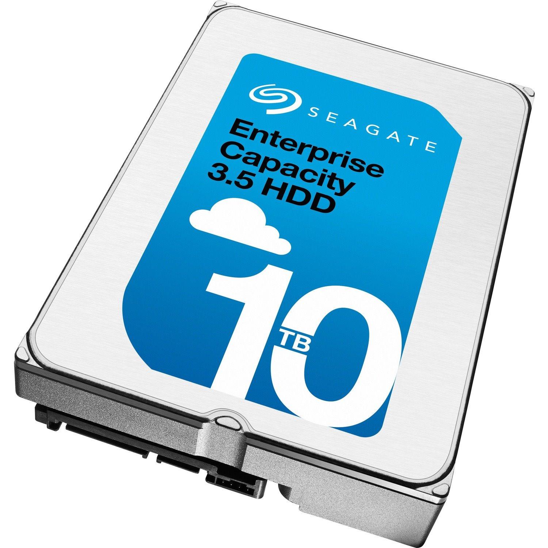 "SEAGATE EXOS ENTERPRISE 512E INTERNAL 3.5"" SATA DRIVE, 10TB, 6GB/S, 7200RPM, 5YR WTY"