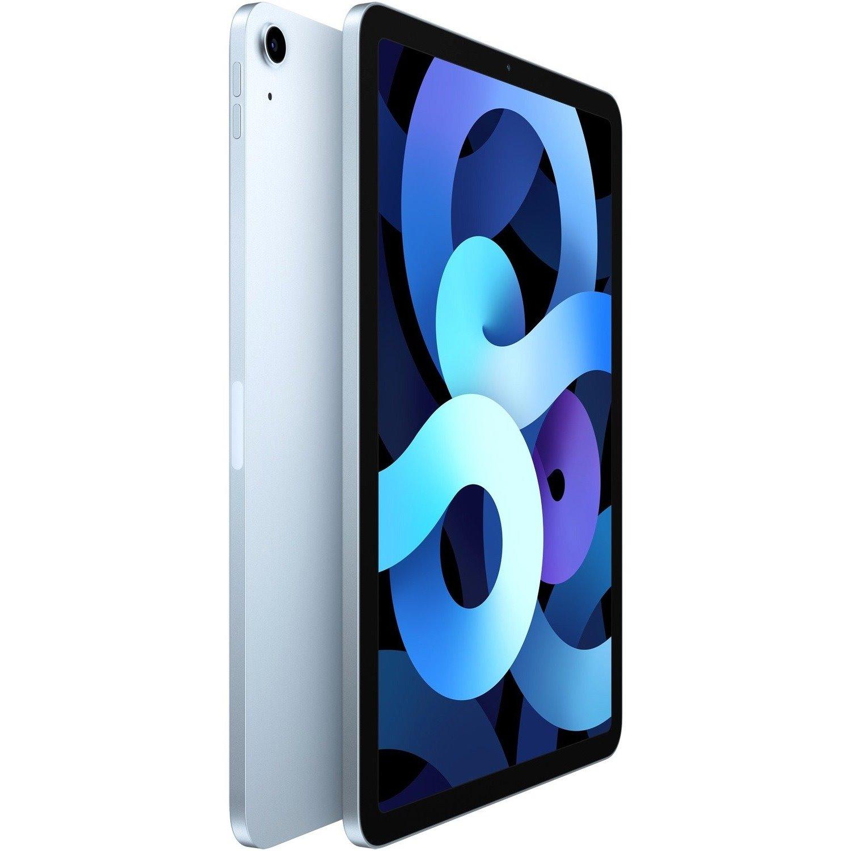 "Apple iPad Air (4th Generation) Tablet - 27.7 cm (10.9"") - 256 GB Storage - iPadOS 14 - Sky Blue"