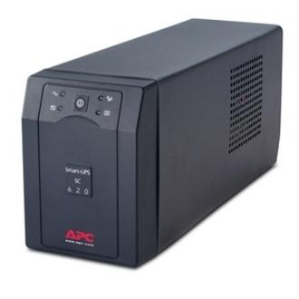 APC by Schneider Electric Smart-UPS Line-interactive UPS - 620 VA/390 W