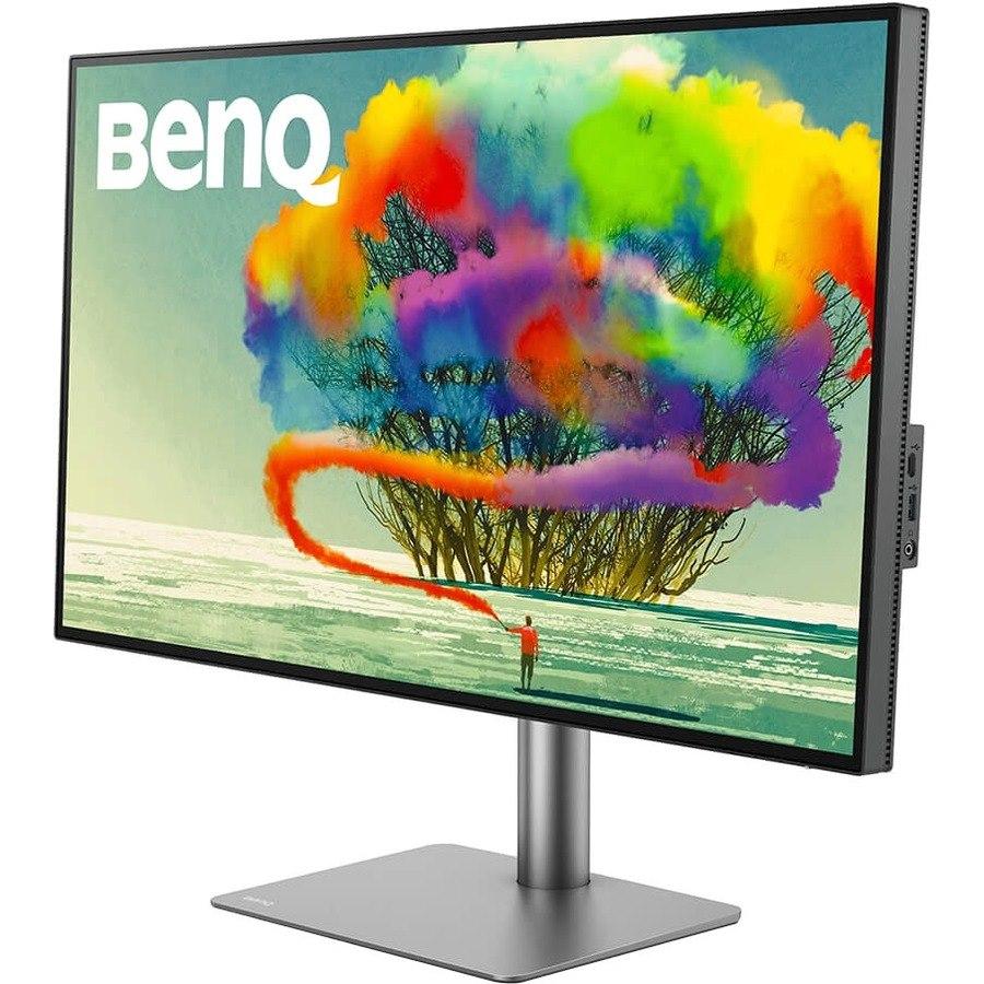"BenQ Designo PD3220U 80 cm (31.5"") 4K UHD LED LCD Monitor - 16:9 - Grey"