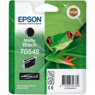 Epson T0548 Original Ink Cartridge - Matte Black
