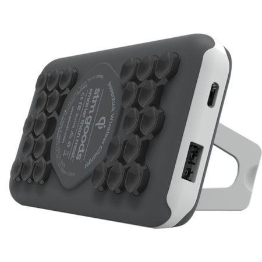 STM Goods PowerKick Power Bank - Grey