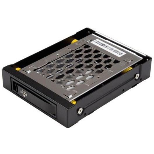 "StarTech.com Drive Bay Adapter for 3.5"" SATA/600 - Serial ATA/600 Host Interface Internal - Black"