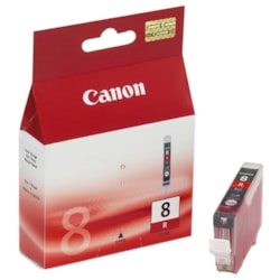 Canon CLI-8R Original Ink Cartridge - Red