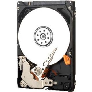 """WD Blue WD5000LPCX 500 GB Hard Drive - 2.5"""" Internal - SATA (SATA/600)"""