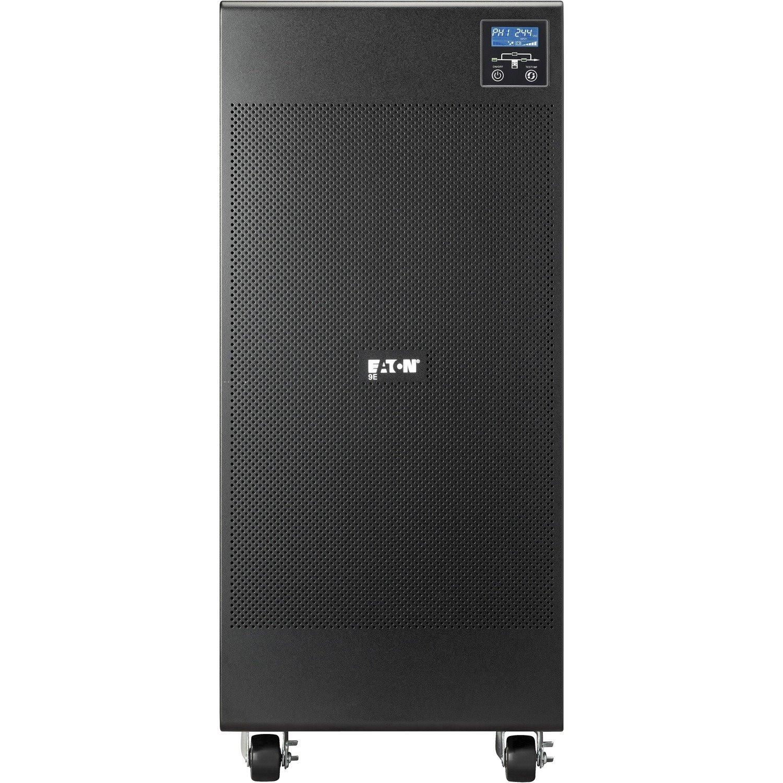 Eaton Dual Conversion Online UPS - 6 kVA/4.80 kW
