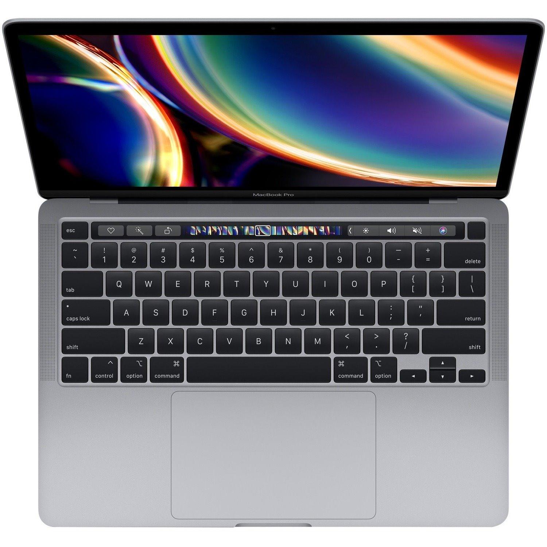 "Apple MacBook Pro MWP42LL/A 13.3"" Notebook - WQXGA - 2560 x 1600 - Intel Core i5 10th Gen Quad-core (4 Core) 2 GHz - 16 GB RAM - 512 GB SSD - Space Gray"