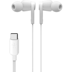 Belkin ROCKSTAR Headphones with USB-C Connector (USB-C Headphones)