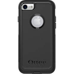 OtterBox Commuter Case for Apple iPhone 6, iPhone 6s, iPhone 7, iPhone 8 Smartphone - Black